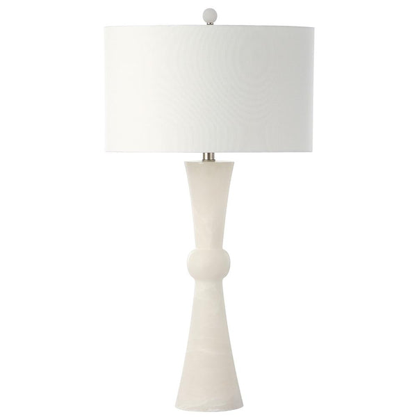 Mariana Home - Allee Table Lamp - White Alabaster - 320024