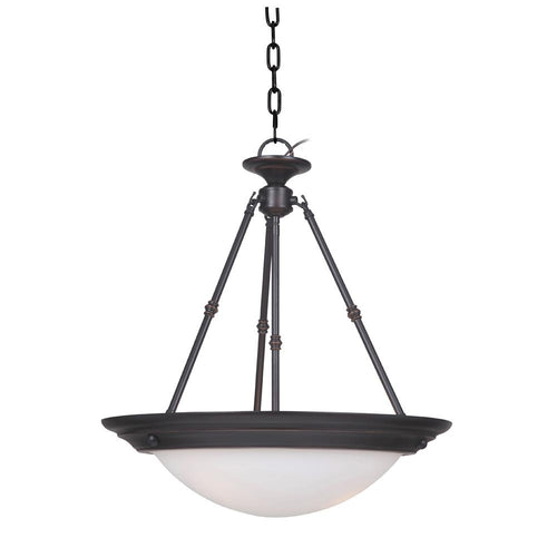 Mariana Home - Orbit Three Light Pendant - Oil Rubbed Bronze Finish - 321990