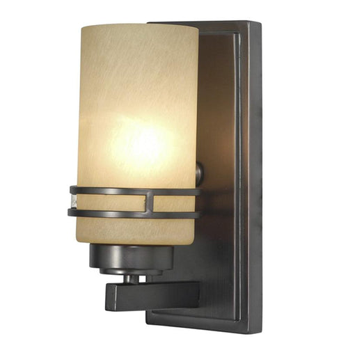 Mariana Home - Uptown One Light Sconce - Bronze Finish - 350132