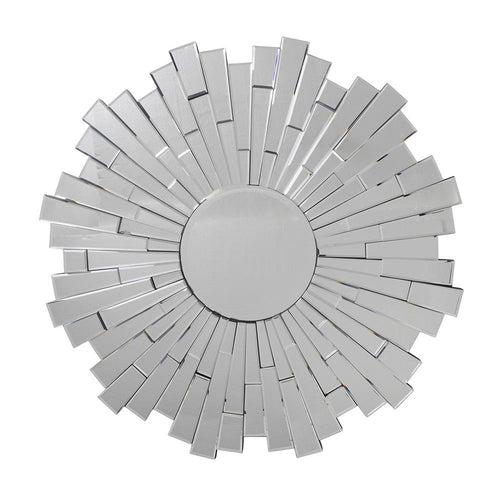 Mariana Home - Prism Round Wall Mirror - 360011