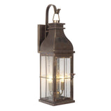 Mariana Home - Cole Two Light Outdoor Wall Lamp - Lantern - Copper Finish - 390732