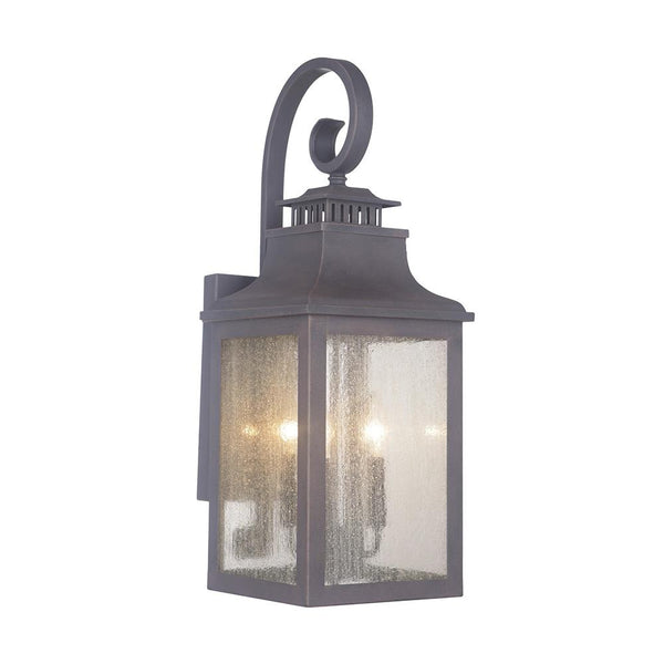 Mariana Home - Drake Two Light Outdoor Lantern - Bronze Finish - 408177