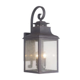 Mariana Home - Drake Three Light Outdoor Lantern - Bronze Finish - 411177