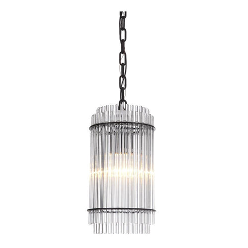 Mariana Home - Swizzle Stick One Light Pendant - Bronze Finish - 420189