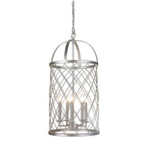 Mariana Home - Everly Five Light Pendant - Champagne Finish - 430514