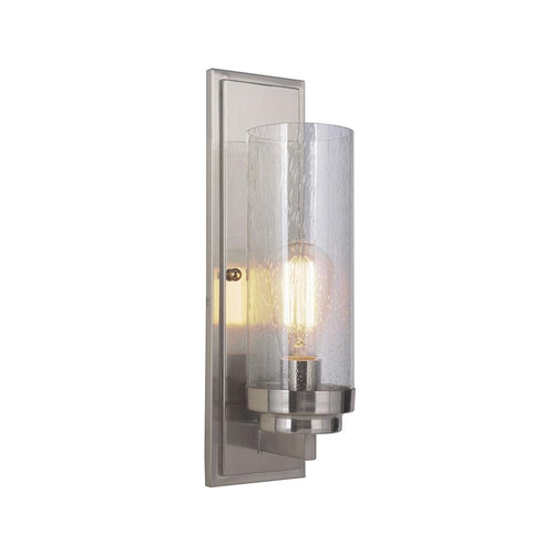 Mariana Home - Florence One Light Sconce - Nickel Finish - 440145
