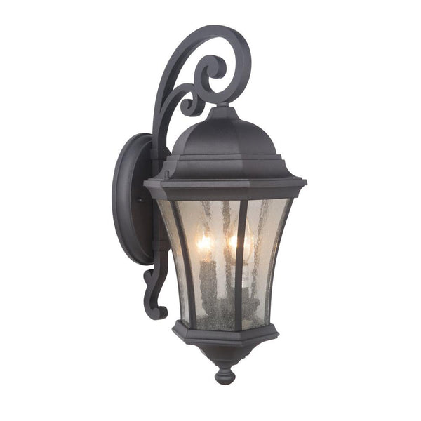 Mariana Home - Crandall Two Light Outdoor Lantern - Bronze Finish - 509112