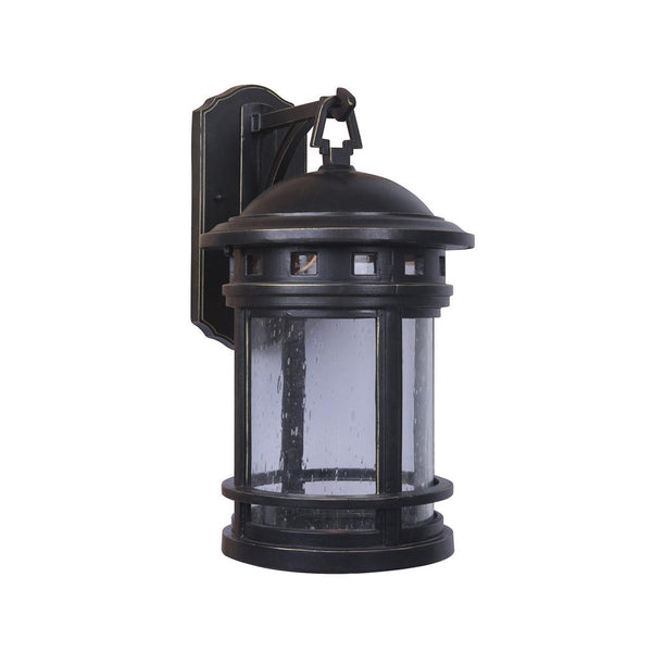 Mariana Home - Medium Revere One Light Outdoor Wall Sconce - Heritage Bronze Finish - Lantern - 509168