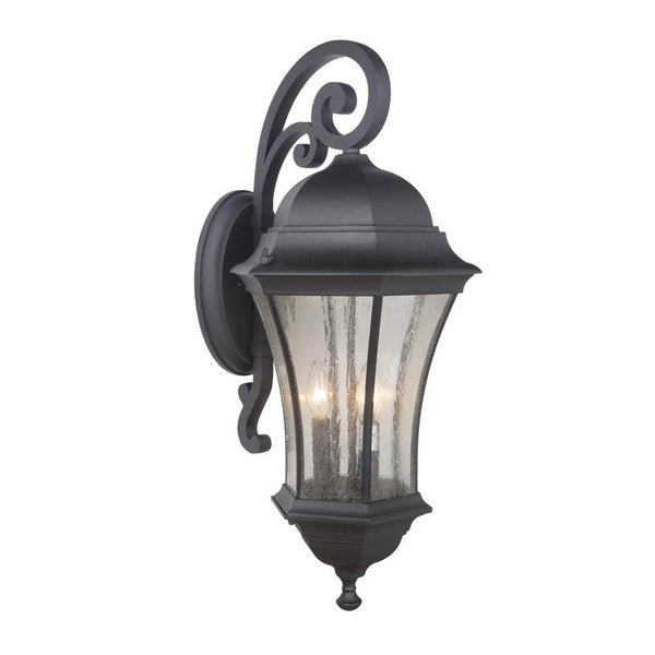 Mariana Home - Crandall Three Light Outdoor Lantern - Bronze Finish - 513112