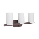 Mariana Home - Urban Three Light Bathroom Vanity Sconce - Bronze Finish - 540391
