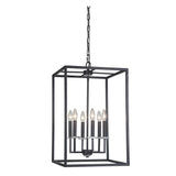 Mariana Home - Graham Six Light Pendant - Bronze Finish - 600673