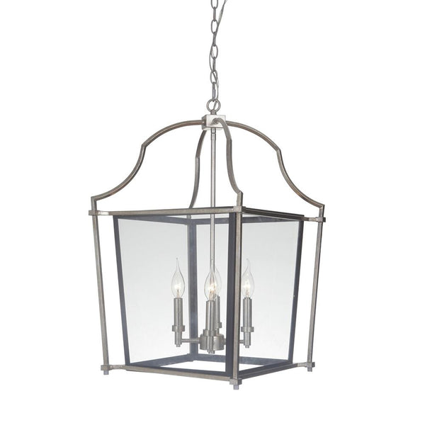 Mariana Home - Leona Four Light Pendant - Bronze Finish - 610471