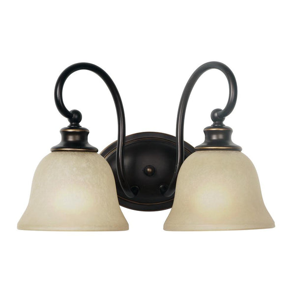 Mariana Home - Aspen Two Light Sconce - Oil Rubbed Bronze Finish - 670290