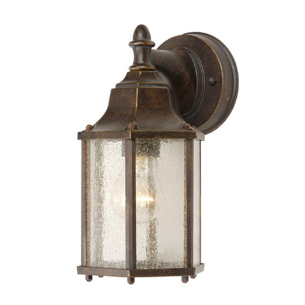 Mariana Home - Three Light Outdoor Lantern - Oil Rubbed Bronze Finish - Wall Sconce - 700037
