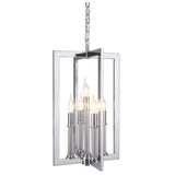 Mariana Home - Adela Five Light Pendant - Chrome Finish - 700505
