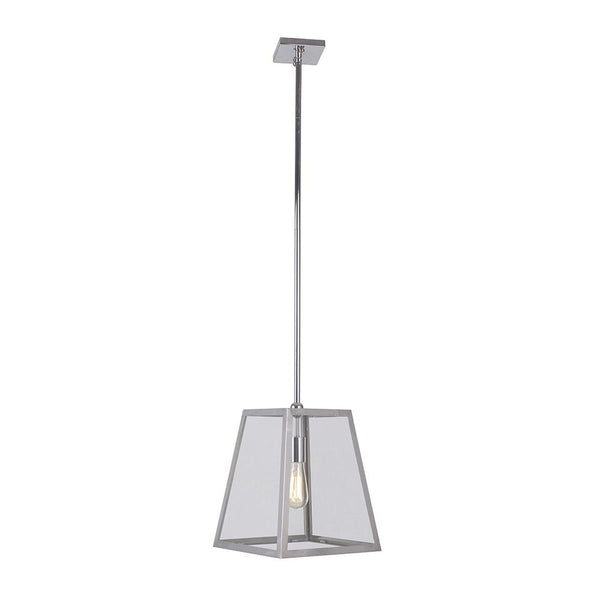 Mariana Home - Branson One Light Pendant - Polished Nickel Finish - 730125