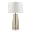 Mariana Home - Fluted One Light Table Lamp - Mercury Glass Finish - 830001