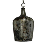 Mariana Home - Azar Pendant - Art Glass - Metallic Finish - 830029