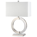 Mariana Home - Orbit Table Lamp - Satin Nickel Finish - 830033