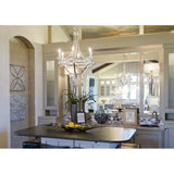 Hadessah 6 Light Chandelier