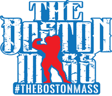 #THEBOSTONMASS Window Decal
