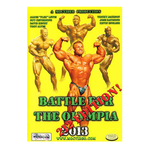 Battle For The Olympia 2013, 212 Edition DVD