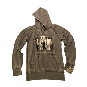 The Boston Mass Hoodie (Grey)
