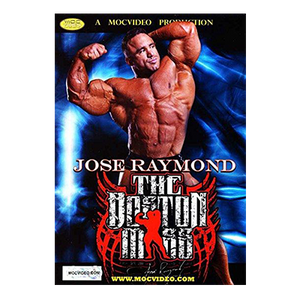 Jose Raymond, The Boston Mass DVD
