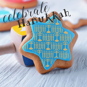 Celebrate Hanukkah with Cookies!