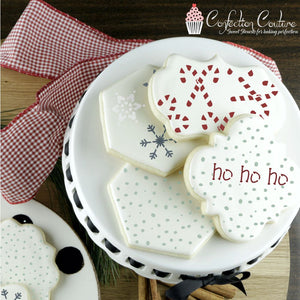 Get your Christmas Cookie Stencils!