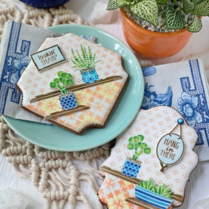 Julia Usher Cookie Stencils
