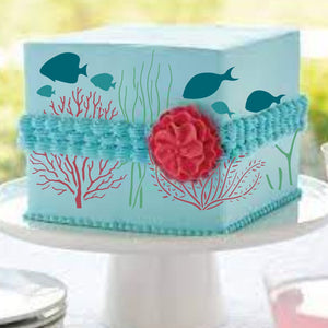 Confection Couture Cake Stencils