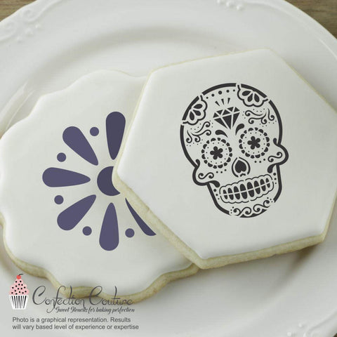 Day of the Dead Cookie Stencils