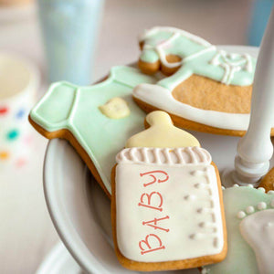 Baby Shower Cookie Stencils