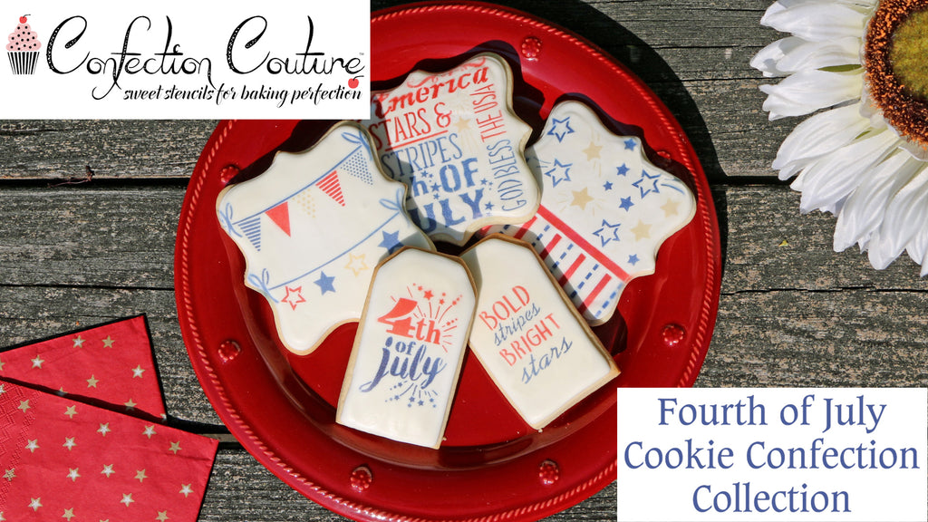 Fourth of July Confection Collection