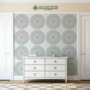 Oak Lane Studio Decorative Stencils