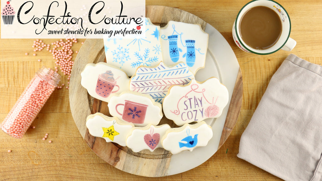 Nordic Lodge Cookie Confection Collection