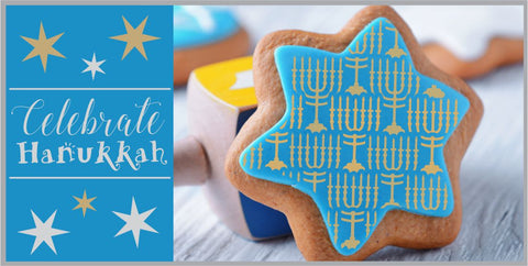 Celebrate Hanukkah with Cookies