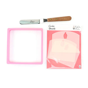 Royal Icing Stencil Starter Kit