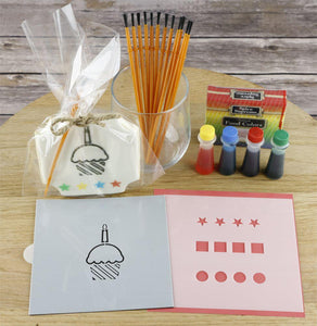 Cupcake PYO Stencil Kit by Confection Couture
