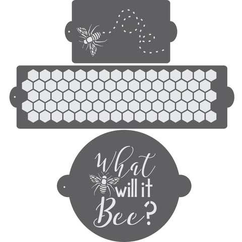 What Will it Bee Cake Confection Collection