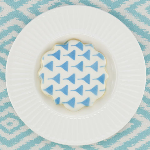 Navajo Background Cookie Stencil