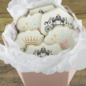 Fairy Tale Accent Cookie Stencil