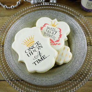 Fairy Tale Cookie Stencils