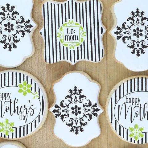Mother's Day Cookie Confection Collection