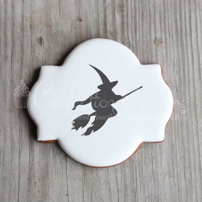 Spooktacular Basic Accent Cookie Stencil Accents