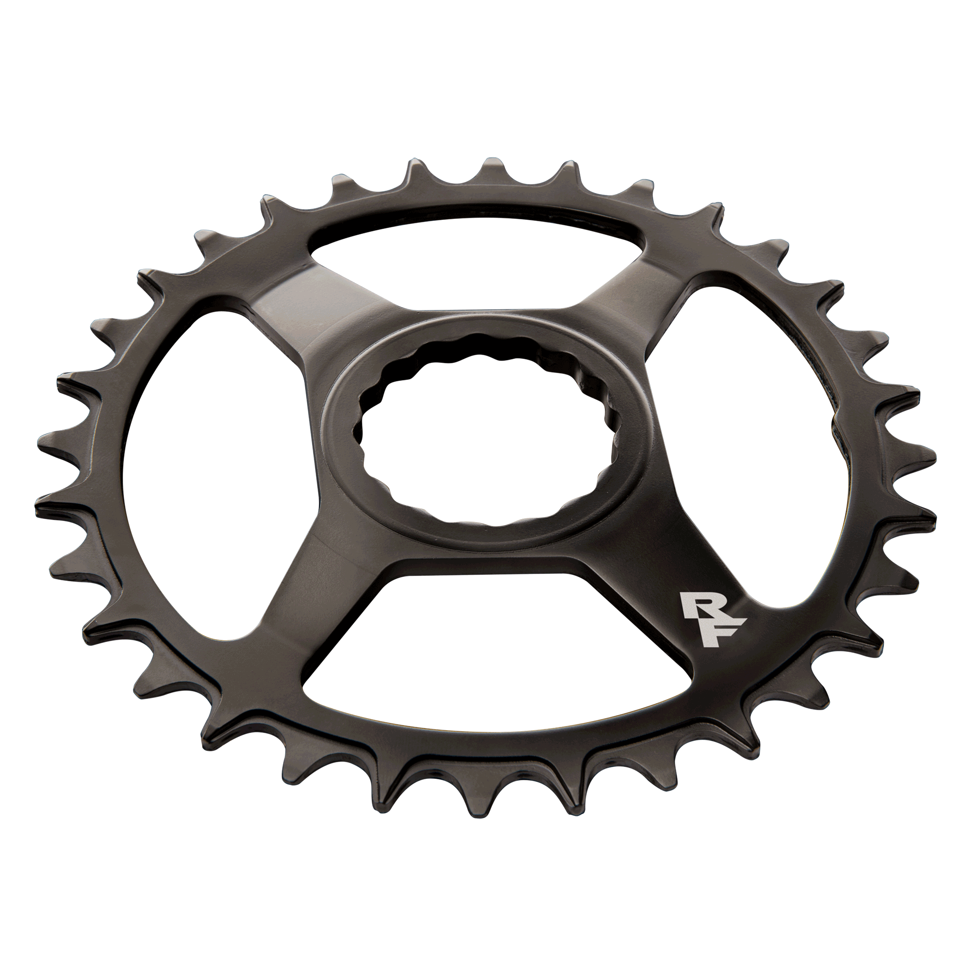 image of cinch direct mount steel chainring