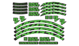 Arc Rim Decal Kits