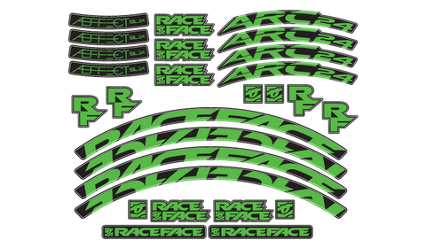 Image of decal kits