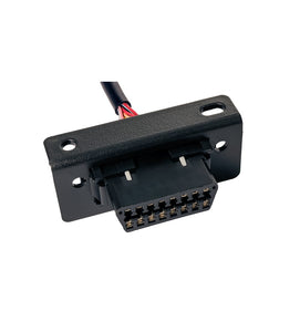 Y Cable OBDII Splitter Adapter